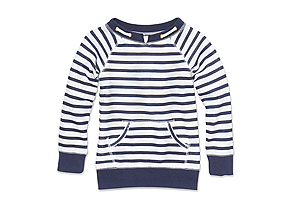 Kids Toddler Girl Stripe Sweatshirt
