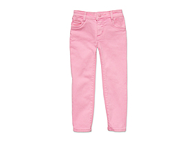 Kids Toddler Girl Neon Jean