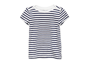 Kids Toddler Girl Stripe Tee