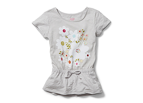 Kids Toddler Girl Tunic Tee
