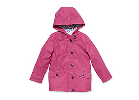 Kids Toddler Girl Raincoat