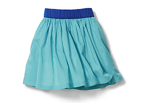 Kids Toddler Girl Colourblock Skirt