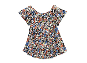 Kids Toddler Girl Print Tunic