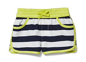 Kids Toddler Girl Board Short