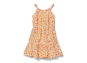 Kids Toddler Girl Print Dress