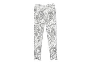 Women Active Print Legging