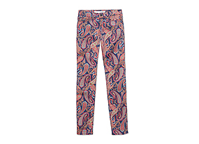 Women Pants/shorts Paisley Jean