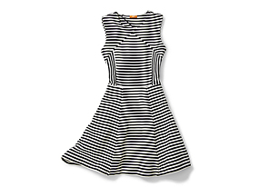Women Skirts/dresses Stripe Dress