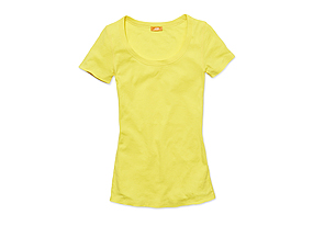 Women Tops Scoop Tee