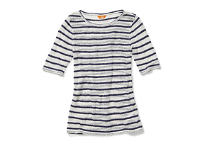 Women Tops Stripe Sweater
