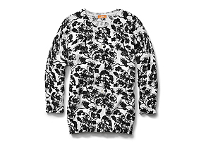 Women Tops Print Cardigan