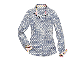 Women Tops Washed Shirt