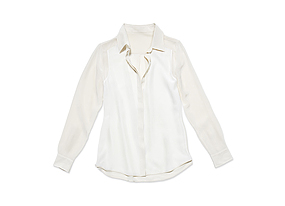 Women Tops Silk Shirt