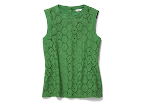 Women Tops Lace Shell