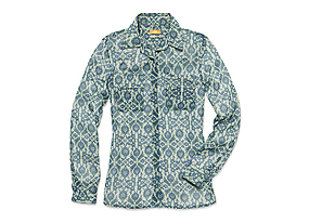 Women Tops Print Shirt