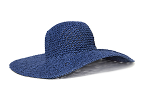 Women Shoes + Accessories Straw Hat