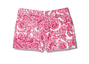 Women Pants/shorts Print Short