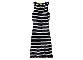 Women Skirts/dresses Stripe Tank Dress