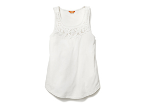 Women Tops Crochet Tank