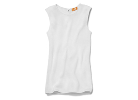 Women Tops Sleeveless Knit Crew