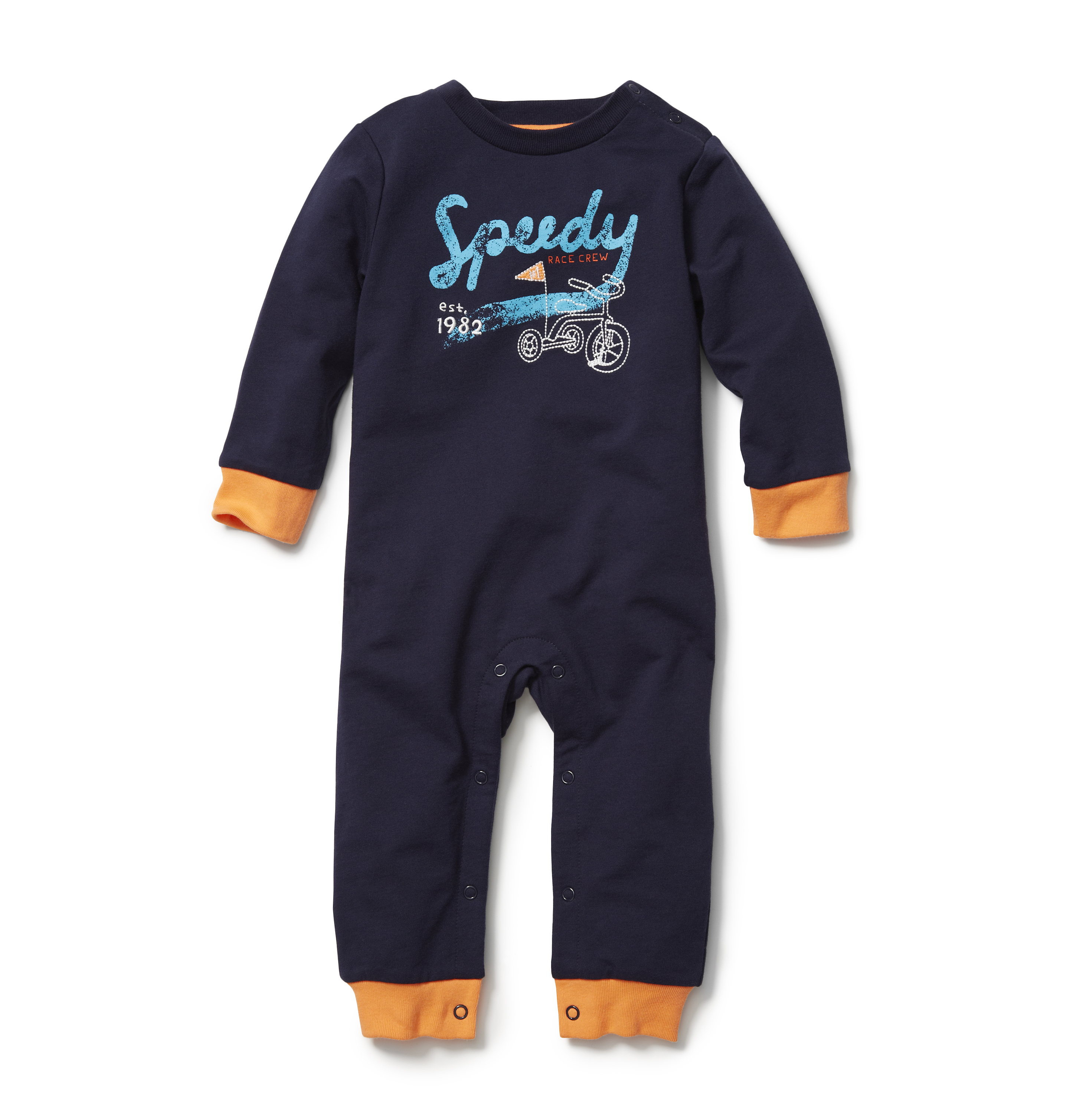 Kids Baby Boy Romper High-res