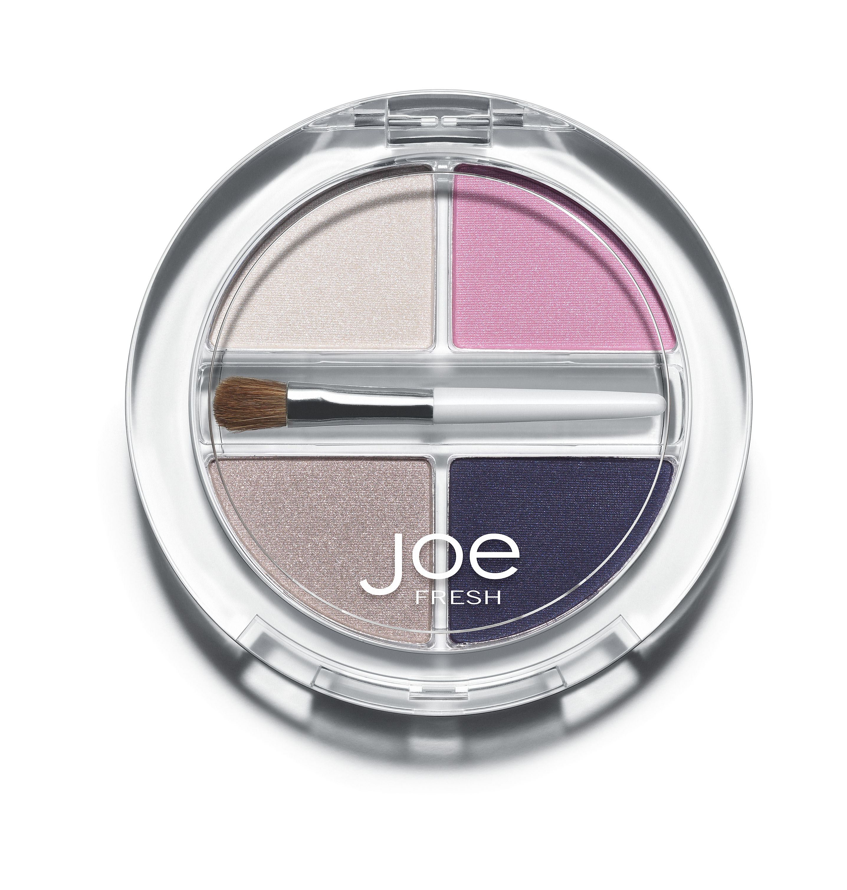 Beauty Eyes Eye Shadow Quad, In The Navy High-res