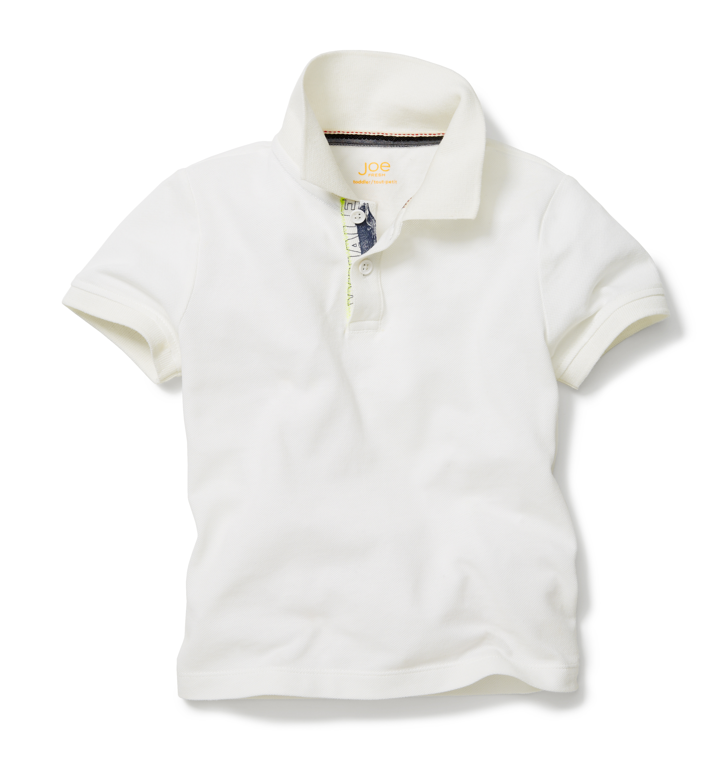 Kids Toddler Boy Pique Polo High-res