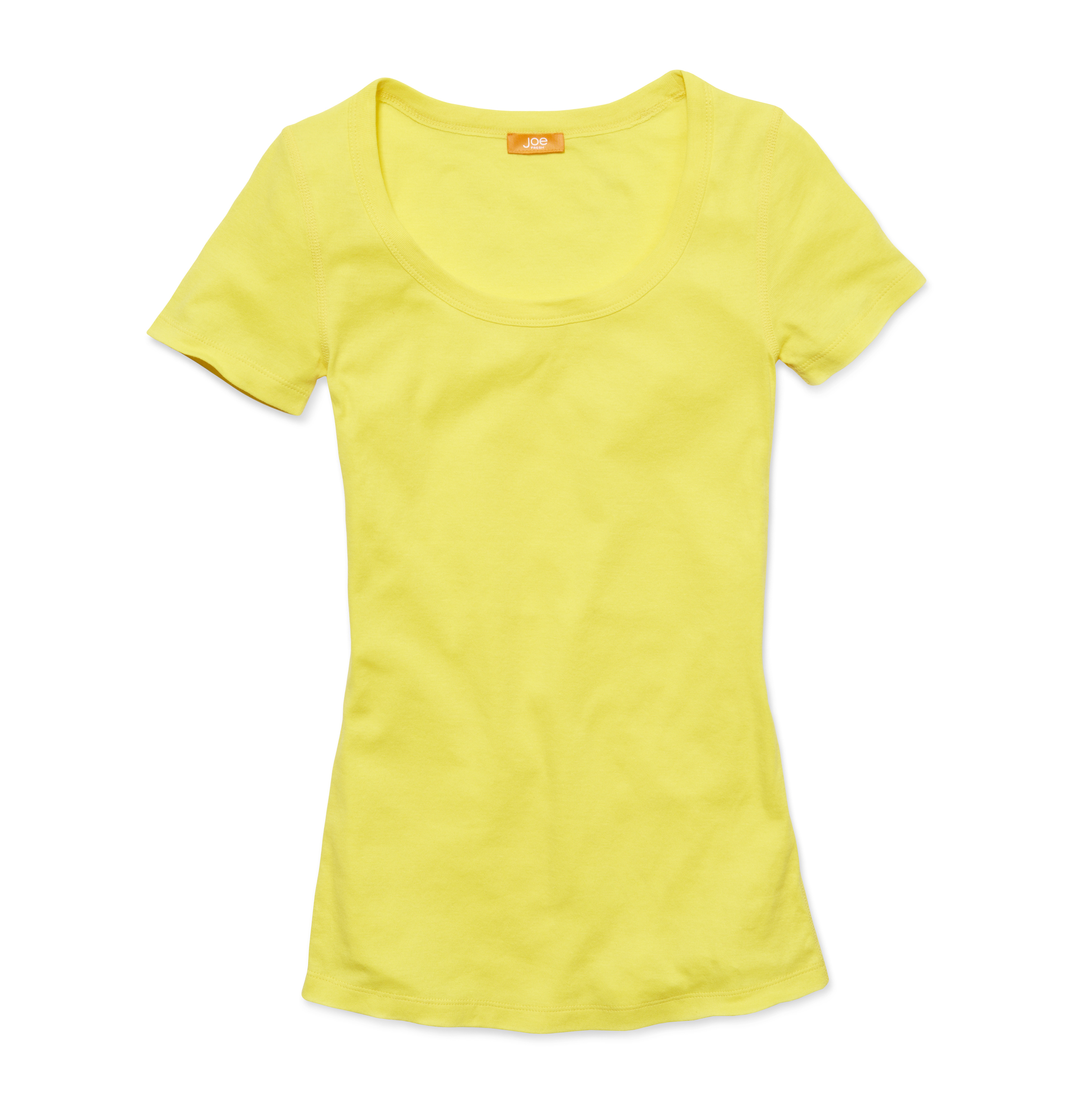 Women Tops Scoop Tee High-res