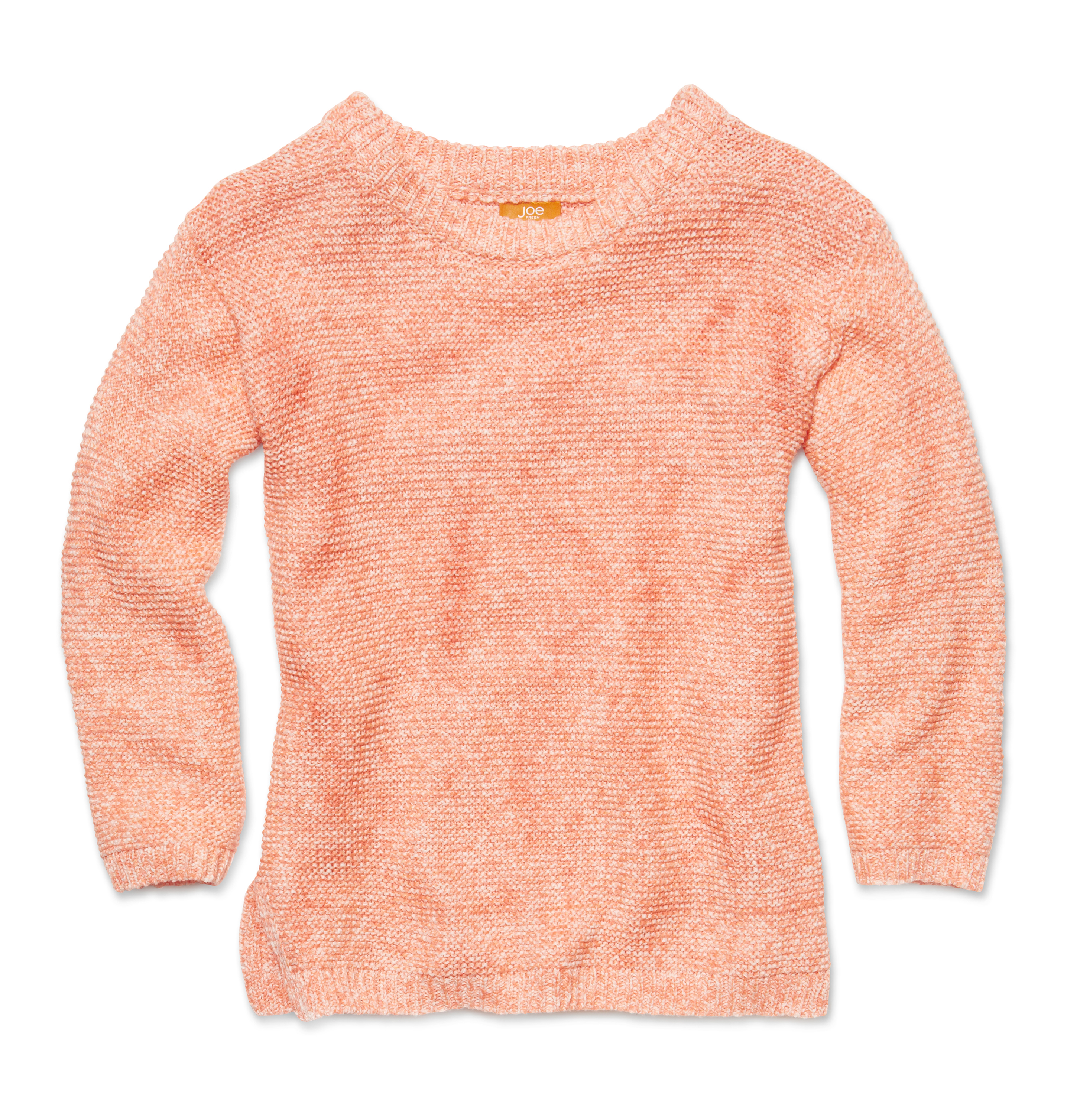 Women Tops Marled Sweater High-res