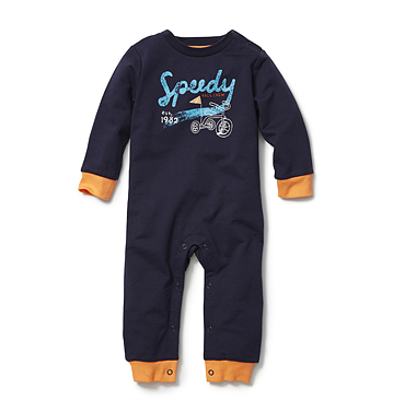 Kids Baby Boy Romper Low-res