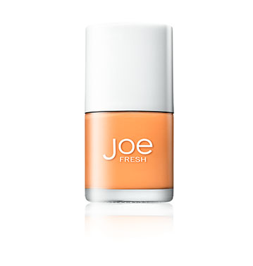 Beauty Nails Nail Polish, Orange Sorbet Low-res