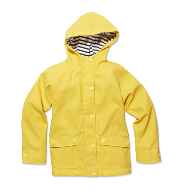 Kids Kid Girl Raincoat Low-res