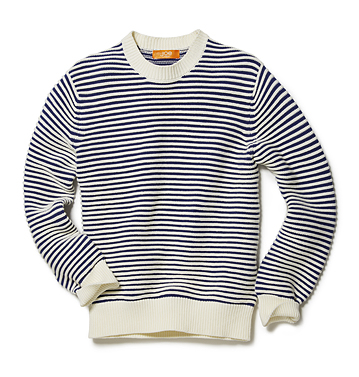Men Tops Stripe Sweater Low-res