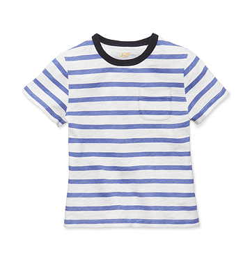 Kids Toddler Boy Stripe Tee Low-res