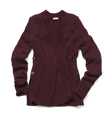 Women Tops Wrap Sweater Low-res
