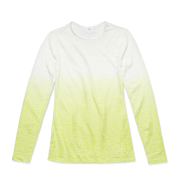 Women Active Ombre Tee Low-res