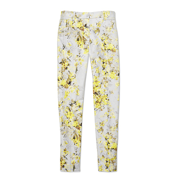 Women Pants/shorts Slim Print Pant Low-res