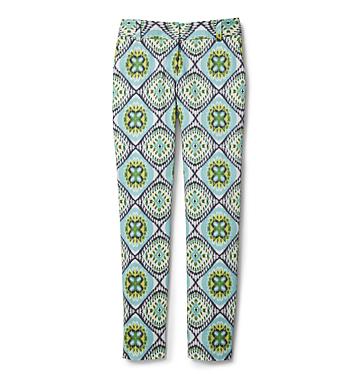 Femmes Pantalons Et Shorts Pantalon ImprimÉ Low-res