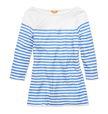 Women Tops Boatneck Tee Low-res