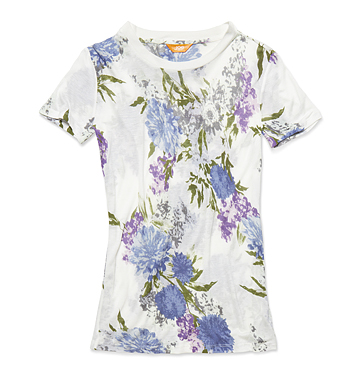 Women Tops Print Tee Low-res