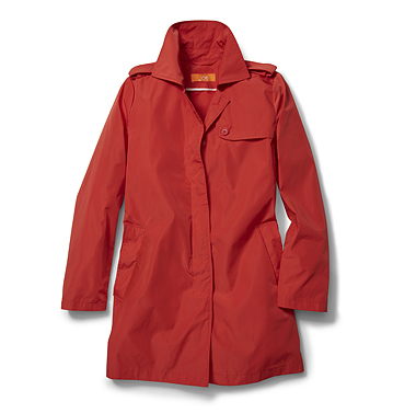 Women Outerwear Mac Coat Low-res