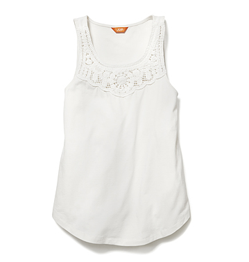 Women Tops Crochet Tank Low-res