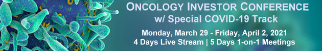 2021 Spring Oncology Investor Conference