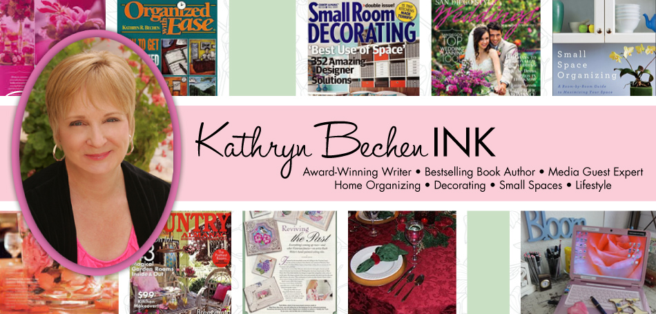 Kathryn Bechen INK | Award-Winning Writer, Bestselling Book Author, Media Guest Expert