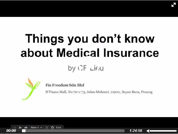 Medical Insurance Webinar