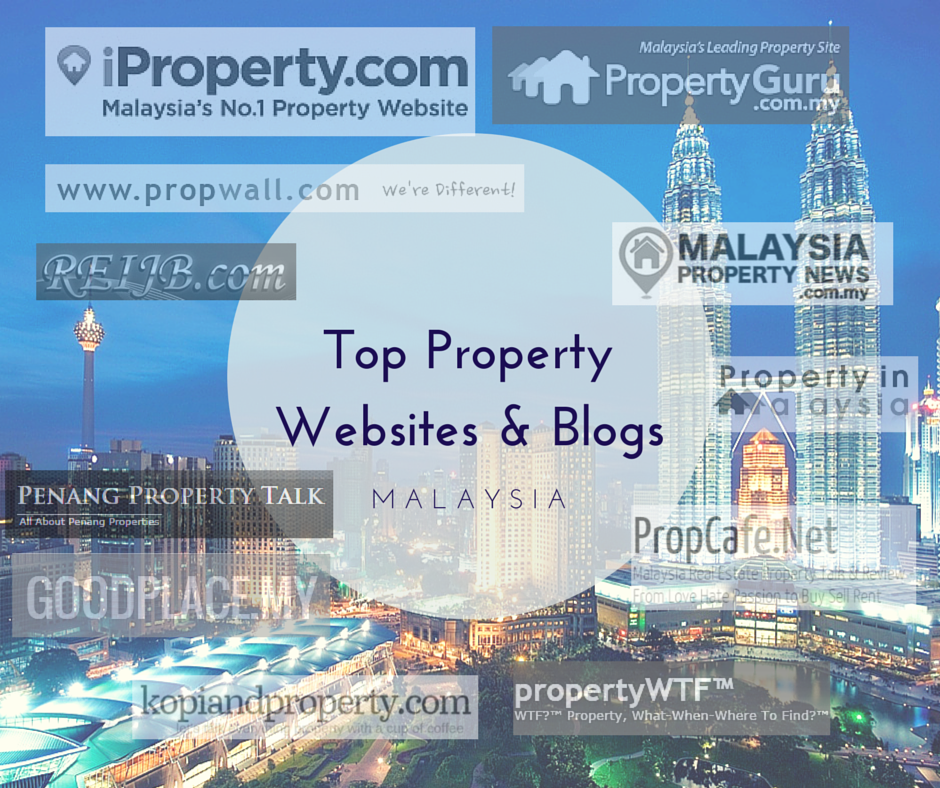 Top Property Websites List in Malaysia