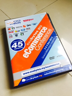 Exabytes 2013 eCommerce Conference 8 DVD Boxset