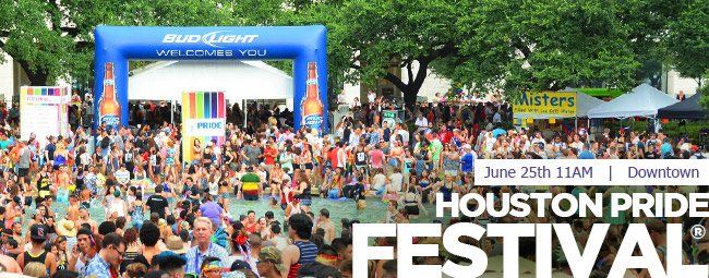 Houston LGBT Pride Celebration® 2016 | Pres. by: Bud Light