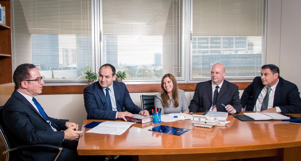 משרד עורך דין בתל אביב