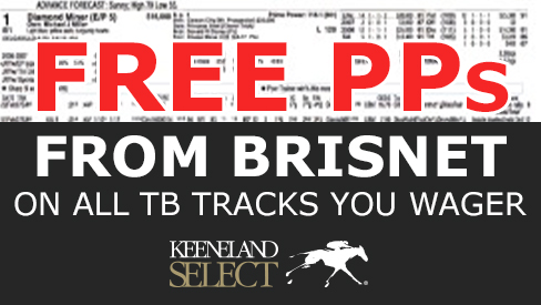 Free Brisnet Past Performances | Keeneland Select